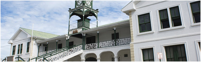Court House Belize